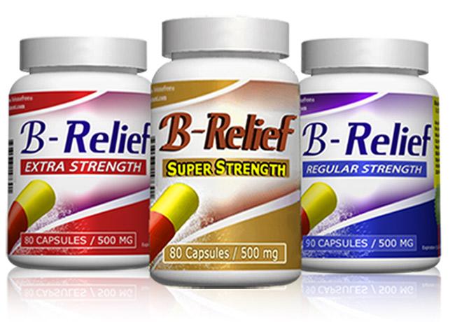 B-Relief Caps Alternative to Baker's Knee Cyst SURGERY. INFO: bakerstreatment.com.com